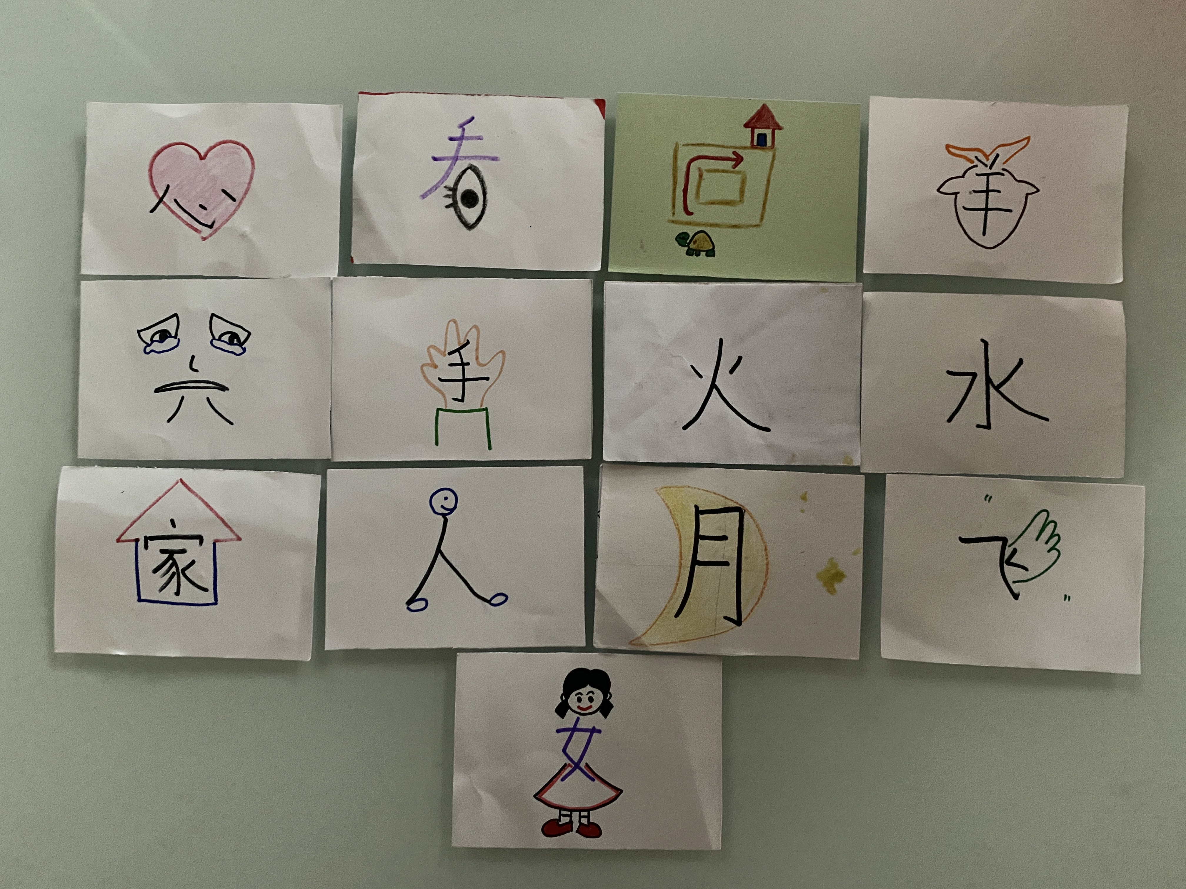 Chinese DIY cards